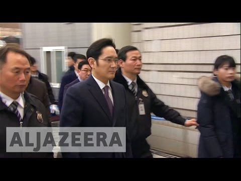 South Korea: Court drops Samsung heir arrest warrant
