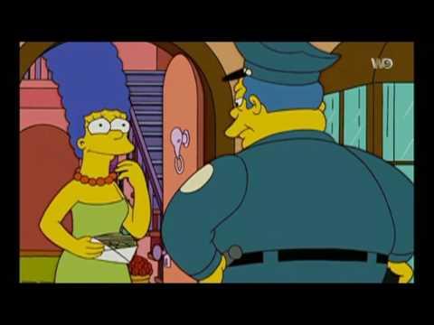 Omar n les Simpsons Tinghir      عمر