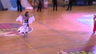 Waltz-WDSF-Juniors-2-klass-E-Final-Endi Moris-Mihal.15.02.2014.Israel