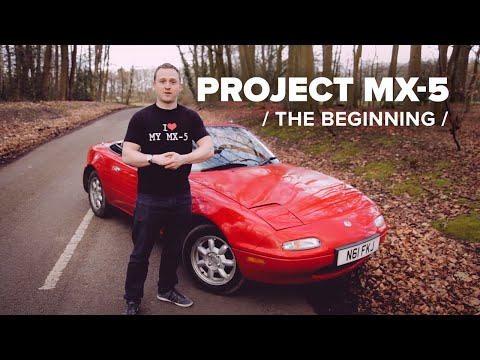 Project MX-5: Introduction and Build Plan