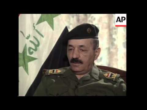 Iraqi vice president on tensions with US