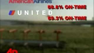 Airline Flight Delays, Bag Complaints Improve