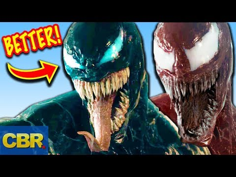 10 Things Venom Can Do That Carnage Cant