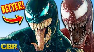 10 Things Venom Can Do That Carnage Can