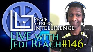 #PSI Live w/ Jedi Reach 146: Speculative & Theoretical, Philosophy & Limits of Modern Sciences