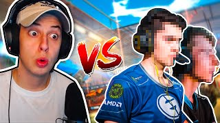 I 1v1'd Famous Rocket League Twitch Streamers and YouTuber's... (Ayyjay, Firstkiller and Flakes)