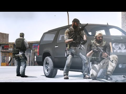 "ArmA 3 - Private Military Contractors - DAY 001 ""Altis"""