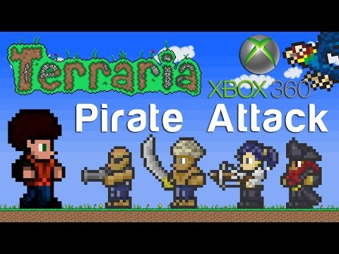 Terraria Xbox - Pirate Attack [103]