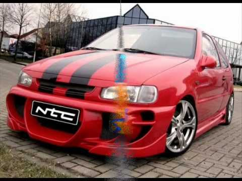 vw polo 6n tuning compilation youtube