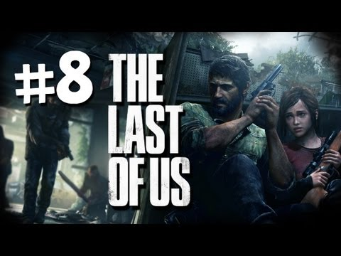The Last of Us Gameplay Walkthrough Part 8 - Music Store - PS3 Gameplay