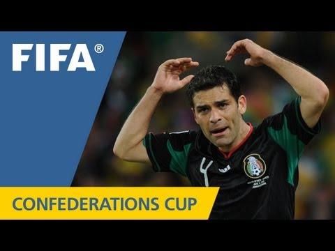 Marquez: Confederations Cup final was incredible