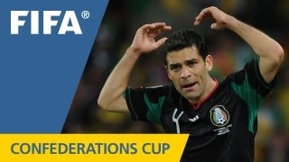 Marquez: Confederations Cup final was incredible