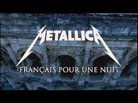 Metallica - Nimes 2009  (Full Concert)