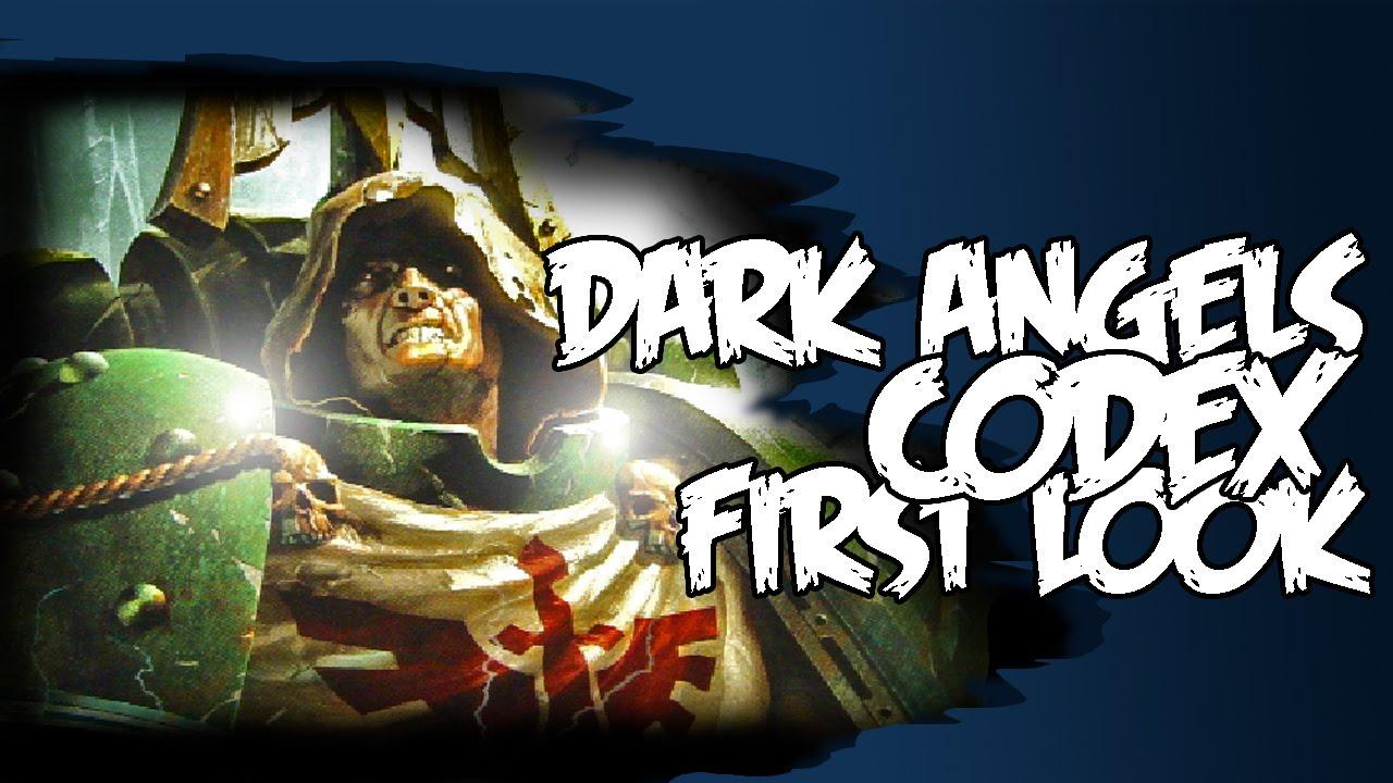 New Dark Angels Codex Pdf