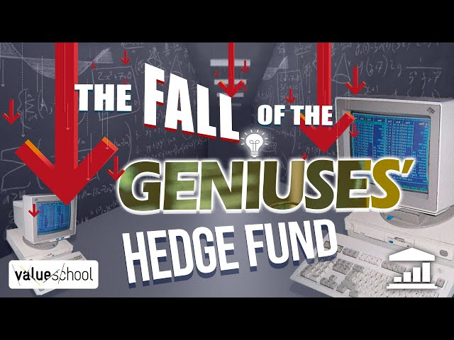The GENIUSES' Hedge Fund: The COLLAPSE of LTCM