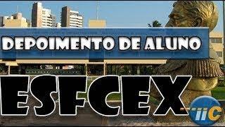 Depoimento de Aluno (EsFCEx)
