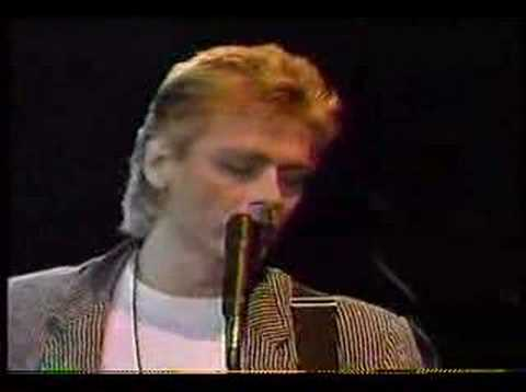 Drive- The Cars live 1984 - 1985