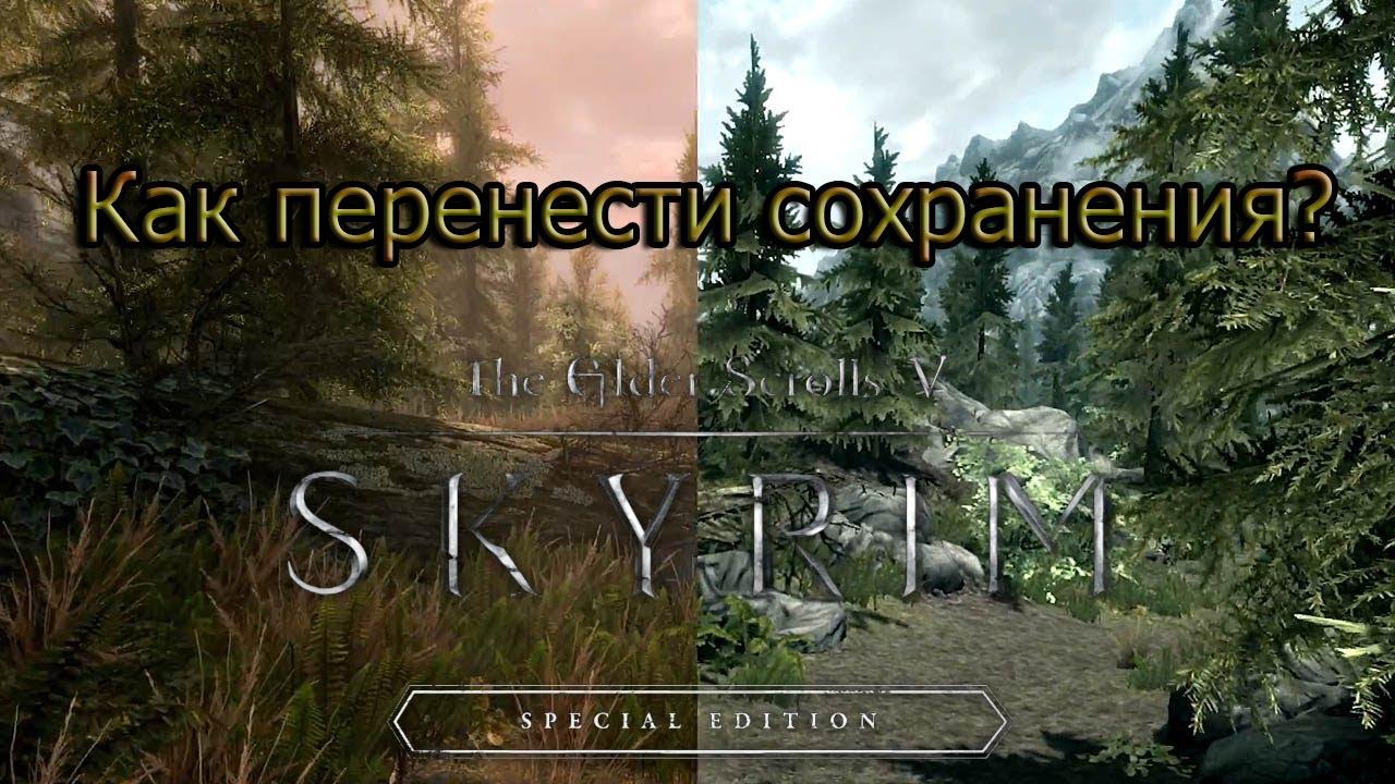 The elder scrolls v skyrim сохранения 100
