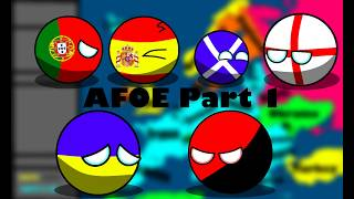 Alternate Future of Europe (AFOE) Part 1: New Problems