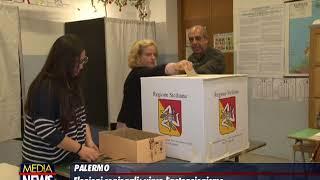 Sicilia, alle urne in 4,6 milioni: affluenza al 46,76%