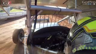 On-Board: Greg Hodnett   Lincoln Speedway   7/19/18