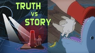 """Martin's Story (""""The Visitor"""") vs Reality (Islands) – Ad..."""