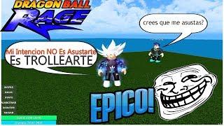 DER BESTE DRAGON BALL RAGE TROLLEO (EPICO) Trolley In Dragon Ball Rage - Roblox