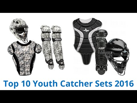 10 Best Youth Catcher Sets 2016
