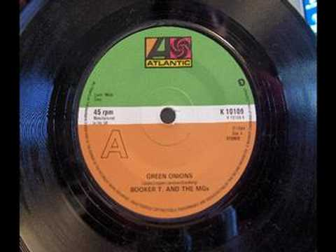 Booker T. And The MG's - Green Onions 1964 Atlantic (Stereo)