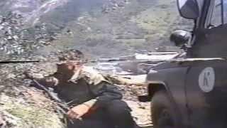 Бой в с.Ушкалой. Чечня 06.09.2002 год