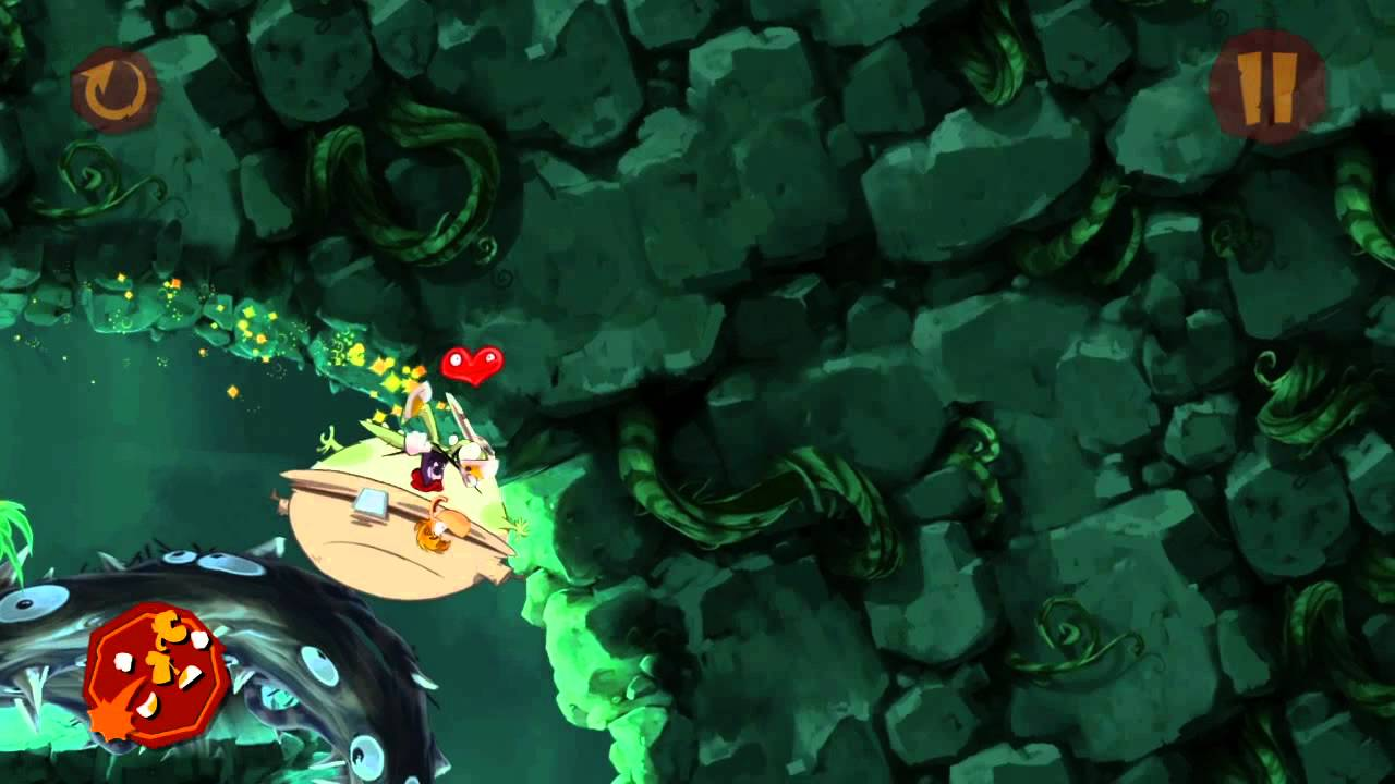 Rayman Jungle Run - Announcement Trailer [UK]