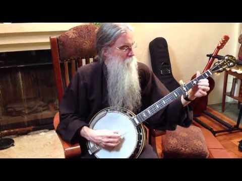 John Michael Talbot Playing the Banjo- Belfast from The God of Life