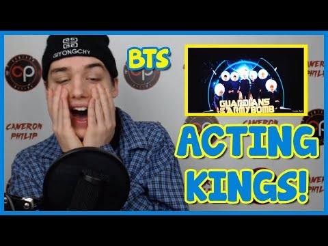 BTS 4TH MUSTER - GUARDIANS OF THE ARMY BOMB REACTION [BEST THING EVER]
