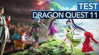 Dragon Quest 11 im Test / Review - Mit alten Tricks auf den Genre-Thron