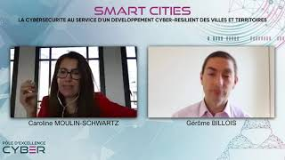 Conférence Smart Cities - format digital 09 mars 2021