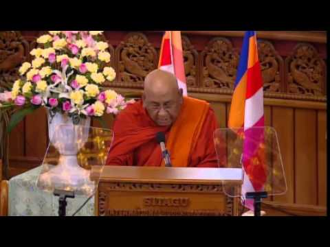 The World Buddhist Peace Conference (Day One) - Part 1