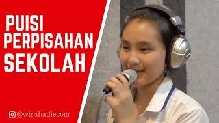 Puisi & Lagu Perpisahan Sekolah | Asli Bikin Sedih Banget! 😭😢