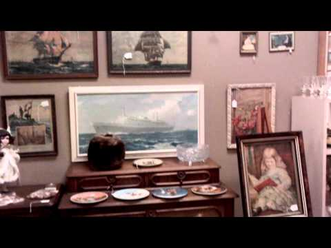 Out of the Attic Antiques - Dealer #15 - Sweet Diane's Antiques