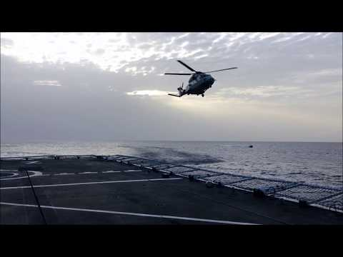 NH90 op Dominica