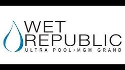 Wet Republic Las Vegas Pool Party