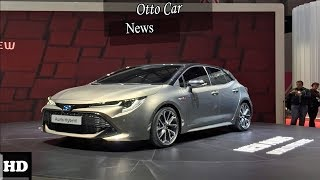 Hot News !!! Toyota Auris Debut at 2018 Geneva Motor show