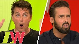 John Barrowman and Spencer Matthews Share Their Scary Near-Death Experiences | Loose Women