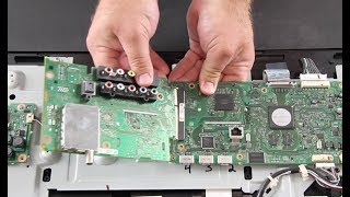 Sony Main Board & TUS How To Disconnect Help - A-1998-231-A & A-2037-764-A