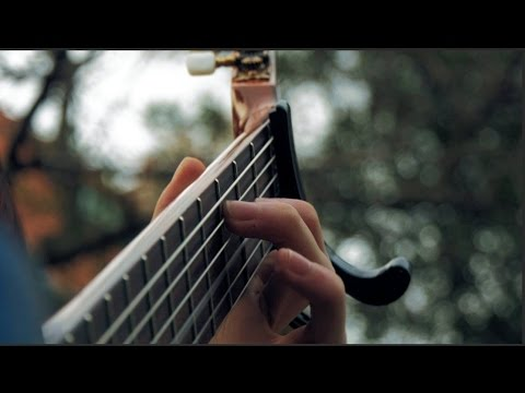 Ludovico Einaudi - Nuvole Bianche (Guitar Cover) + TABS