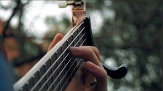 Repeat youtube video Ludovico Einaudi - Nuvole Bianche (Guitar Cover) + TABS