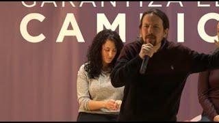 """Iglesias recuerda que Podemos nació """"para gobernar"""""""
