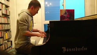 Madonna - Girl Gone Wild (piano cover)