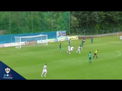"""Yoxlama matçı: """"Qarabağ""""ımız (Azərbaycan) - """"Axmat"""" (Rusiya) 0:1 (20.06.2017)"""