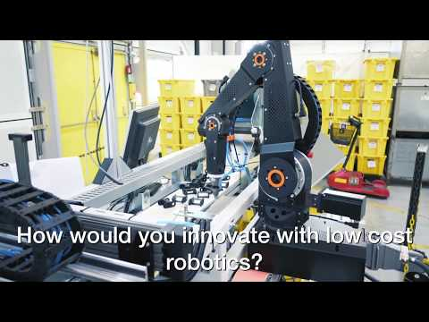 Low Cost Robotics Innovation Competition