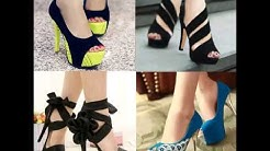 Елегантни Обувки,Стилни Обувки с Висок Ток